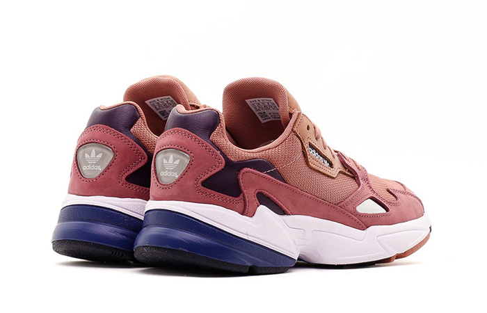 c4def52dbc adidas Falcon Raw Pink Womens D96700 – Fastsole