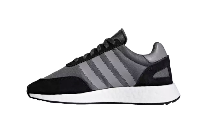adidas I 5923 Iniki Boost Core Black Womens D97353
