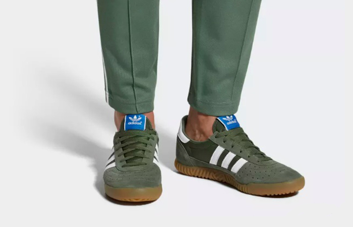 adidas Originals Indoor Super Green B41524