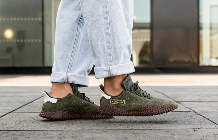 adidas Kamanda 01 Green B96521