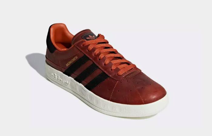 adidas Munchen Fox Red CM8602
