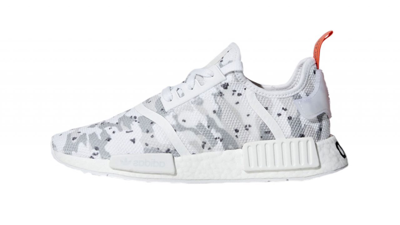 reputable site 50ba8 8157e adidas NMD R1 Cloud White G27933