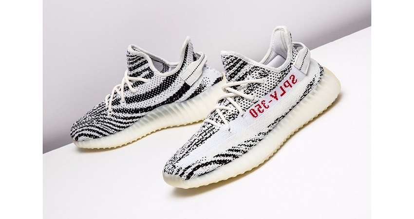 9fbb278c1c610 adidas Yeezy Boost 350 V2 Zebra To Get Restock This November – Fastsole