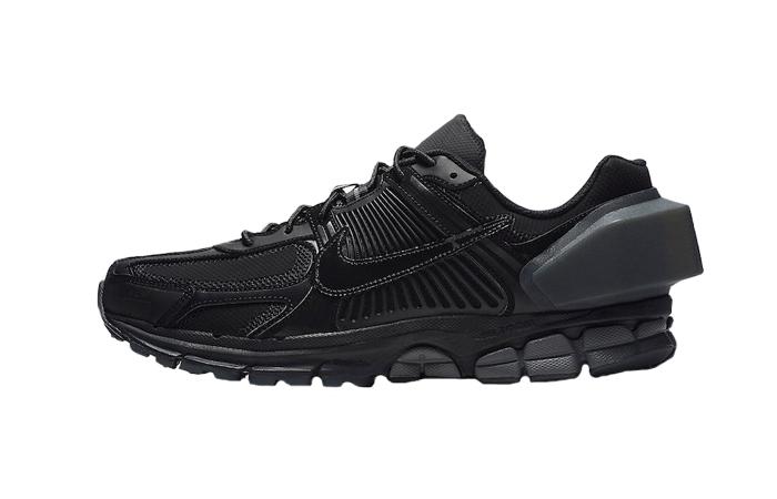 ACW Nike Zoom Vomero +5 Black Silver AT3152-001 01