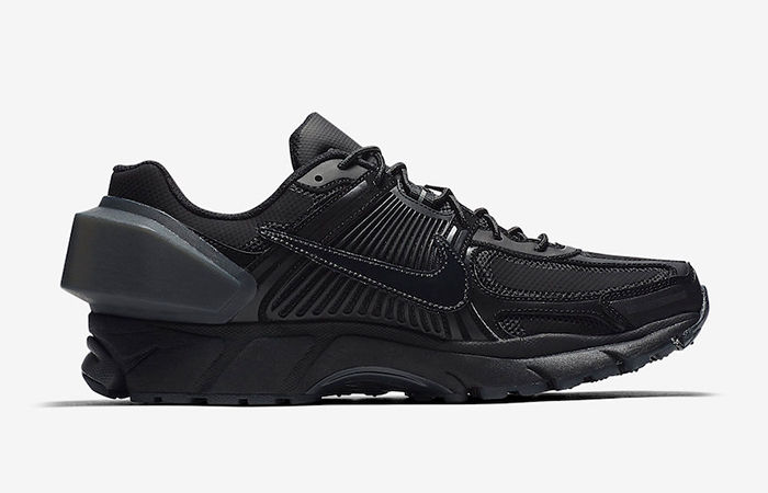 ACW Nike Zoom Vomero +5 Black Silver AT3152-001 02