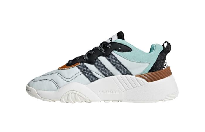 4c7c890364629 Alexander Wang adidas Turnout Trainer Mint Black DB2613 – Fastsole