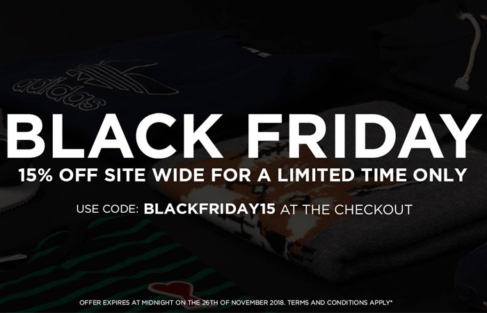 Black Friday Weekend At Stuarts London ft