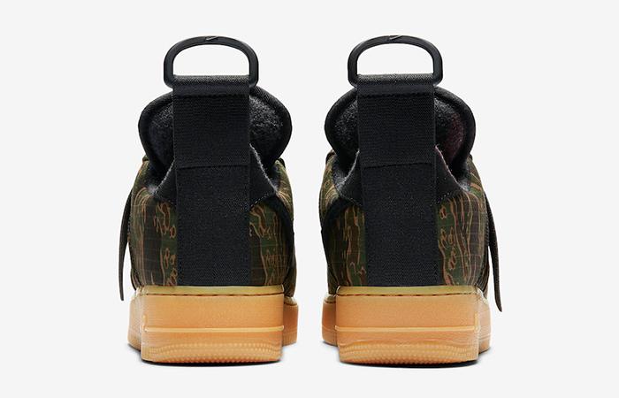 Carhartt Nike Air Force 1 Low Utility Green