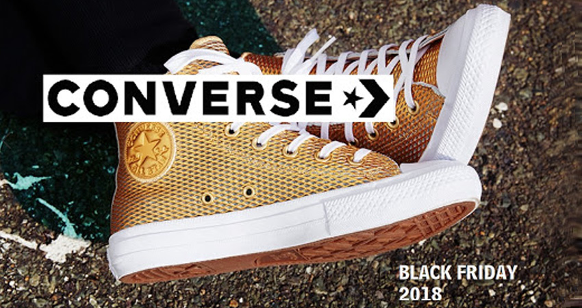 Converse BLACK FRIDAY OFFER Is Insane! – Fastsole