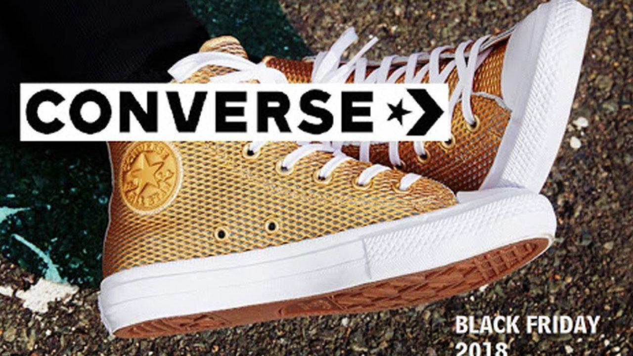 comprar converse black friday