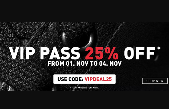 Footlocker's VIP PASS Is The Ultimate Steal Starting From £45 ft