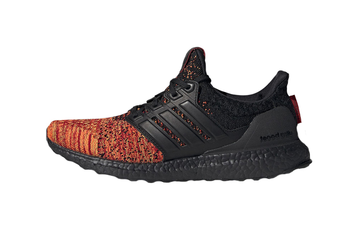 Game Of Thrones adidas Ultra BOOST House Targaryen Black EE3709 01