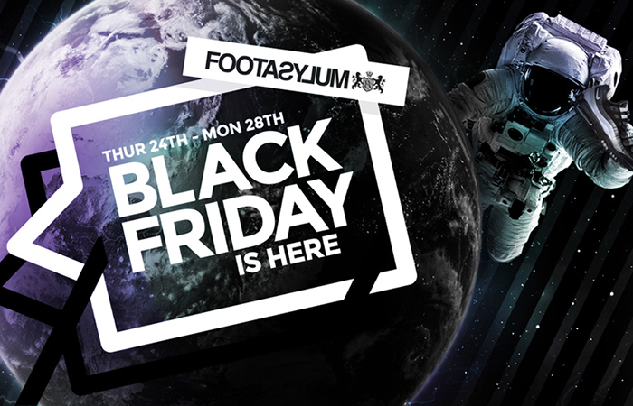 Get Your Sneakers For The Black Friday 2018 From FootAsylum ft