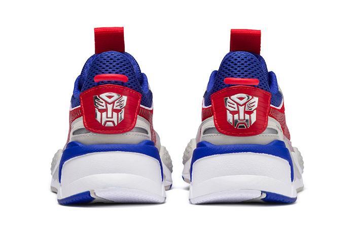 Hasbro PUMA RS-X Transformers Prime 370404-02