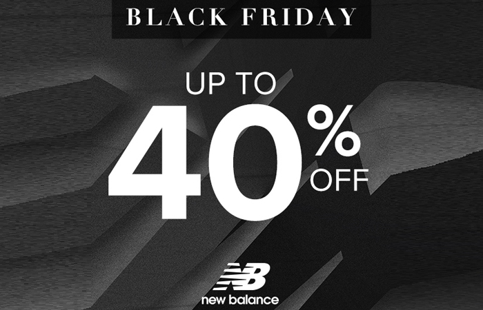 New Balance Black Friday Deals Are Hard To Miss Out! ft