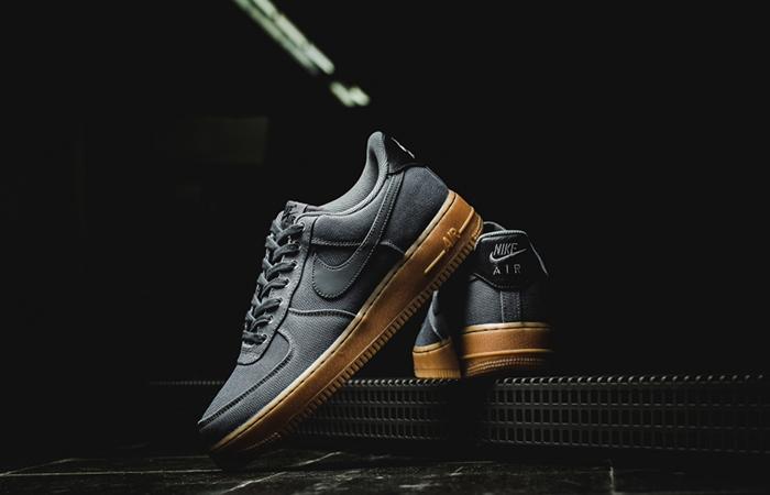 Nike Air Force 1 07 LV8 Grey AQ0117-001 02