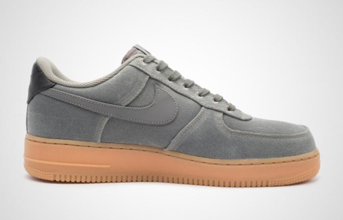 Nike Air Force 1 07 LV8 Grey AQ0117-001 03