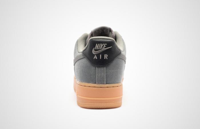 Nike Air Force 1 Grey AQ0117-001