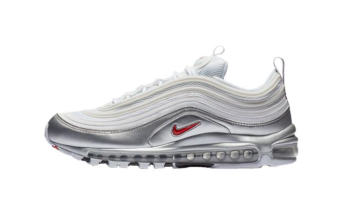 Nike Air Max 97 QS Metallic Silver White AT5458-100 01