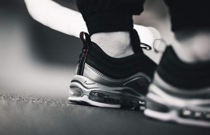 Black 97 Metallic Air Nike Max QS 001 AT5458 Silver BthrdxsCQ