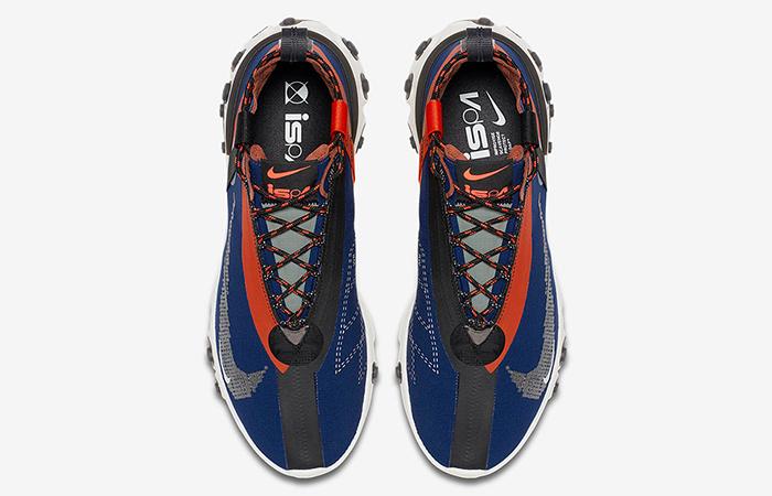 Nike React SP Mid ISPA Navy AT3143-400