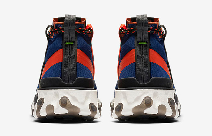 Nike React SP Mid ISPA Red AT3143-400
