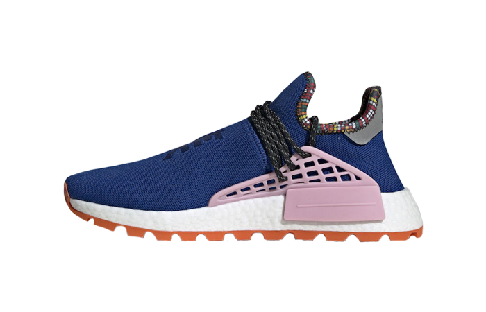 Pharrell Williams adidas NMD Hu Inspiration Pack Blue Pink EE7579 01