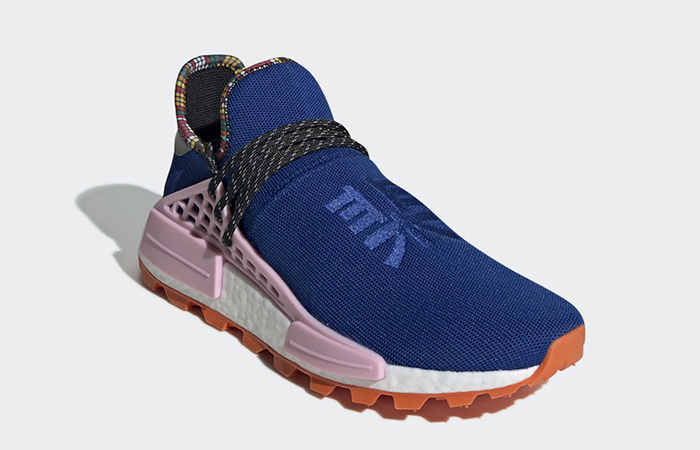 Pharrell Williams adidas NMD Hu Inspiration Pack EE7579