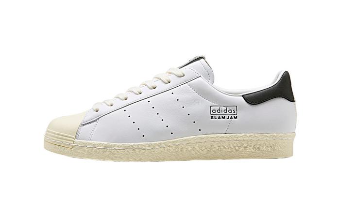 5b16386ee1f Slam Jam adidas Superstar Triple White 01