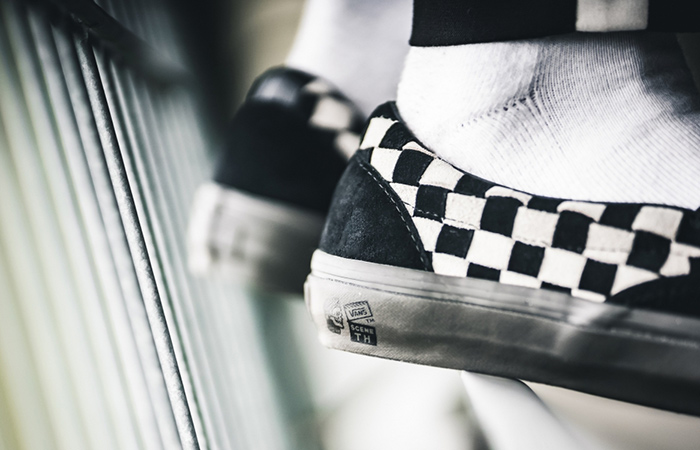 Vans TH Slip-On LX Black White VN0A3ZCNURB1 03