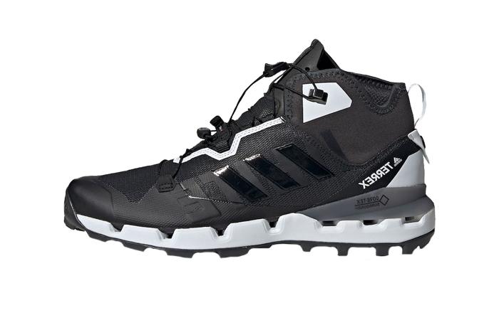 White Mountaineering adidas Terrex Fast Black DB3007