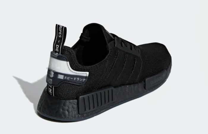 huge discount 19603 18b0e adidas NMD R1 Triple Black BD7745 – Fastsole adidas nmd r1 black