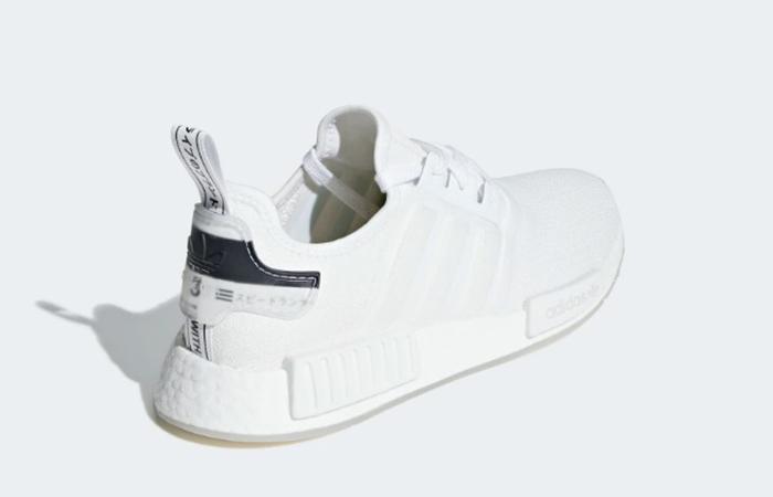 adidas NMD R1 White BD7746