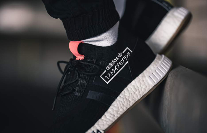 5d56a06b2fe6 adidas NMD RACER PK Alphatype Black BB7041 – Fastsole