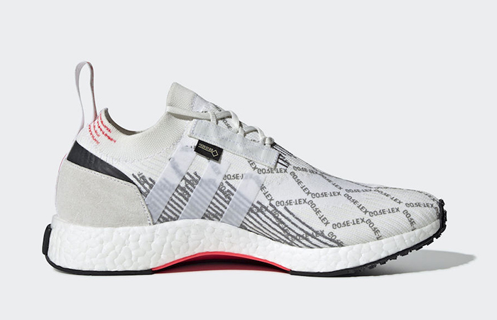 adidas NMD Racer GTX White Red BD7725 02