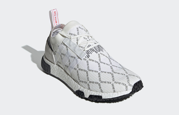 9766c43f62687 adidas NMD Racer GTX White Red BD7725 – Fastsole