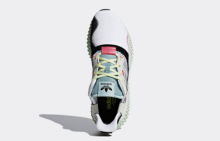 1fefadc2c ... adidas Originals ZX 4000 4D White Grey B42203 ...