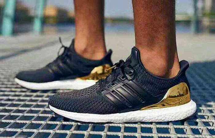 buy online f9672 53bf9 adidas Ultra Boost Gold Medal BB3929