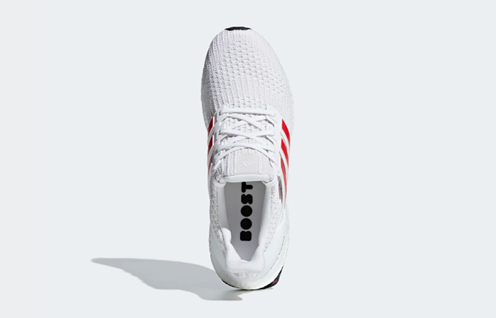 e07bac5fcfd ... adidas White Red DB3199  adidas UltraBOOST DB3199  adidas Ultra Red  DB3199 ...