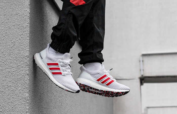 71b9db262907c adidas UltraBOOST White Red DB3199 – Fastsole