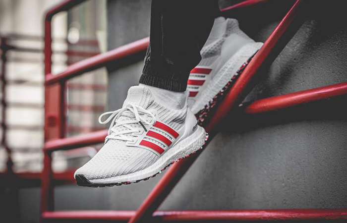 a1308688b3a adidas UltraBOOST White Red DB3199 – Fastsole