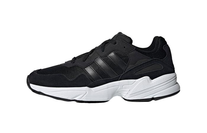 adidas Yung-96 Black White EE3681 01