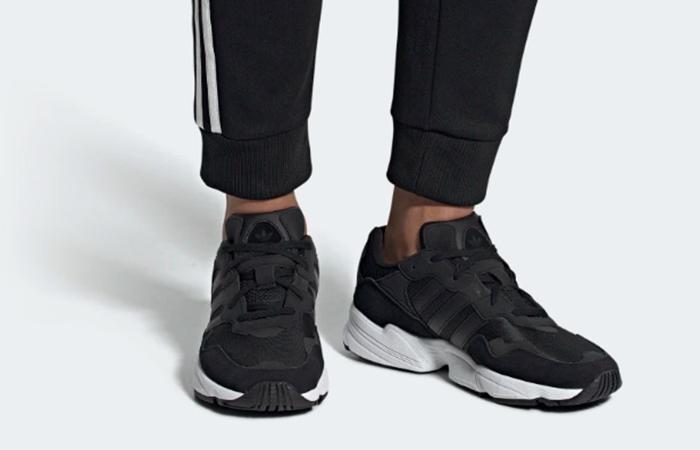 adidas Yung-96 Black White EE3681 02