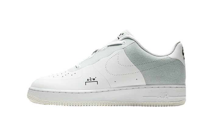 A Cold Wall X Nike Air Force 1 'White' | BQ6924 100 | Sneakerjagers