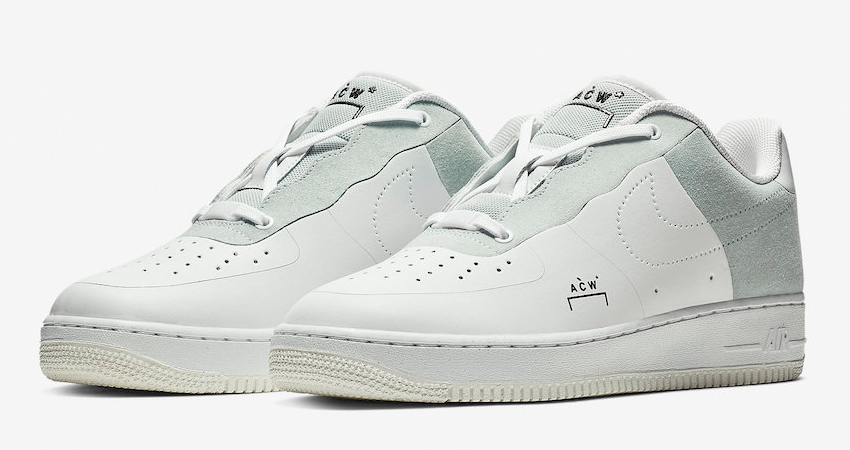 Nike x A Cold Wall* Air Force 1 '07 Available In Store