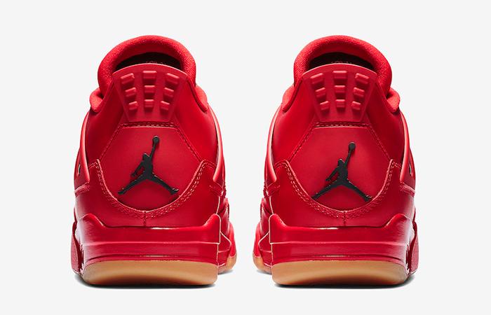 Air Jordan 4 Day Red Womens AV3914-600