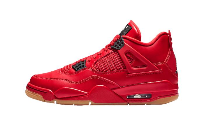Air Jordan 4 Singles Day Red Womens AV3914-600 01