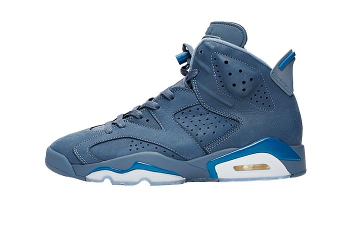 the best attitude a7b9e 03d64 Air Jordan 6 Jimmy Butler Diffused Blue 384664-400 01 ...