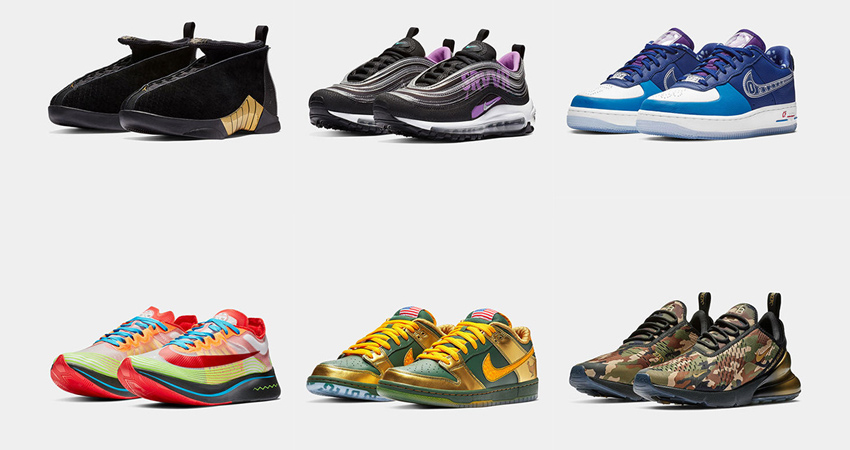 size 40 9f080 fe257 Behold The Nike Air Max 270 Doernbecher Pack – Fastsole