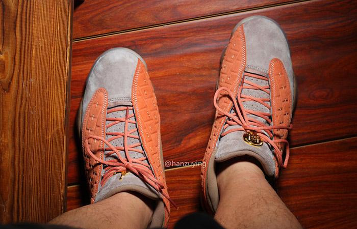 46ddb48863d0b3 CLOT Air Jordan 13 Low Sepia Stone AT3102-200 – Fastsole